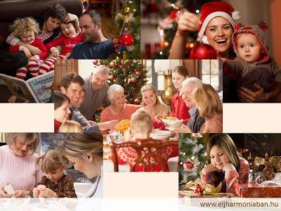 karácsonyi hangulat, karácsony este